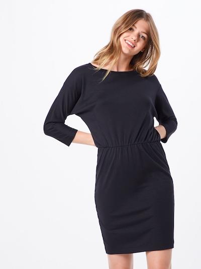 basic apparel Obleka 'Laila' | črna barva: Frontalni pogled