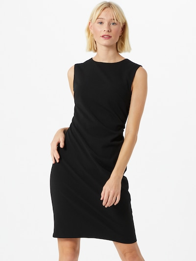 Calvin Klein Klasiska tipa kleita melns, Modeļa skats