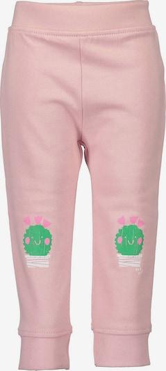 BLUE SEVEN Hose in rosa, Produktansicht
