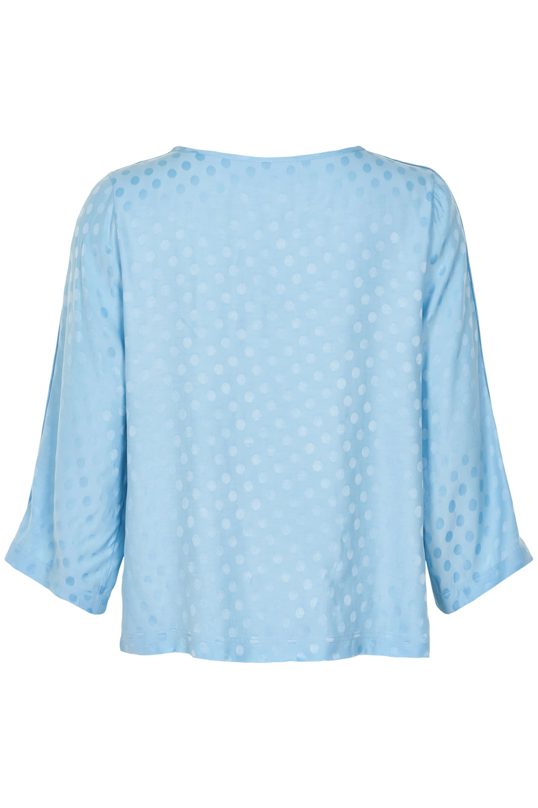 Front Front Bluse Bluse In 'june' In Hellblau 'june' qVpzMSU