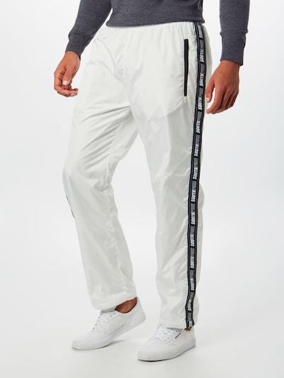 SOUTHPOLE Jogginghose in schwarz / weiß, Modelansicht