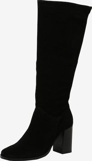 PS Poelman Laarzen in de kleur Zwart, Productweergave