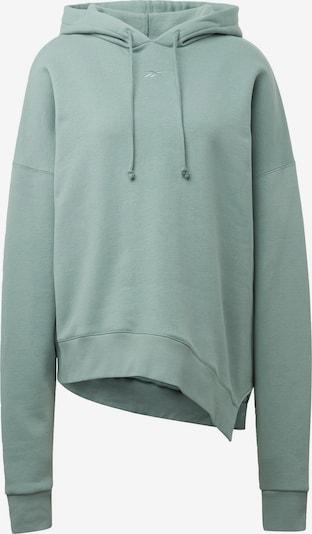 REEBOK Sweatshirt in mint, Produktansicht