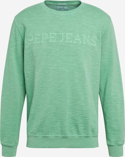 Pepe Jeans Sweat-shirt 'GAVIN' en vert, Vue avec produit