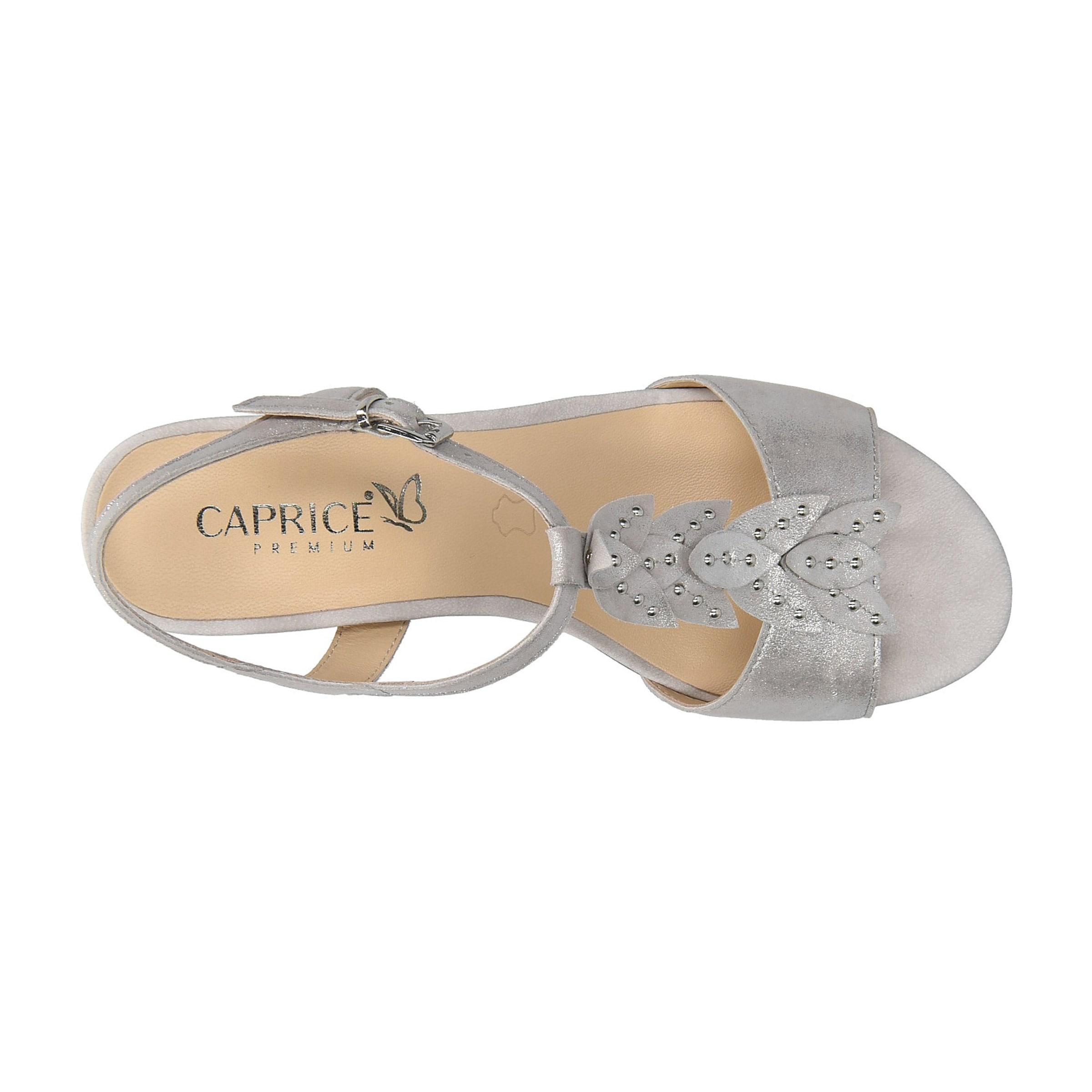 Sandaletten In In Silber In In Silber Caprice Caprice Sandaletten Silber Sandaletten Caprice Sandaletten Caprice rBeWQdCxo