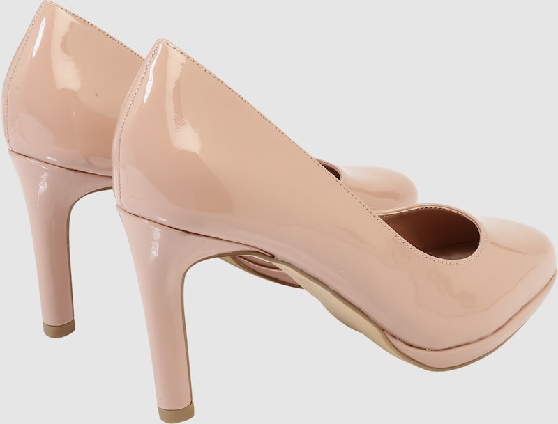 NEW LOOK Plateaupumps 'Rolled'
