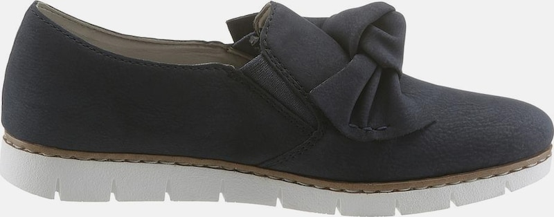 RIEKER Slipper Verschleißfeste billige Schuhe Hohe Qualität