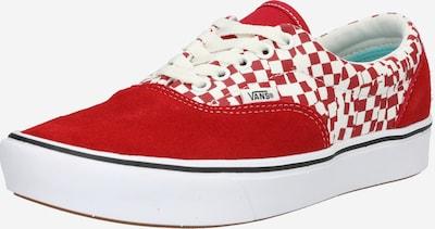 VANS Baskets basses 'UA ComfyCush Era' en rouge / blanc, Vue avec produit