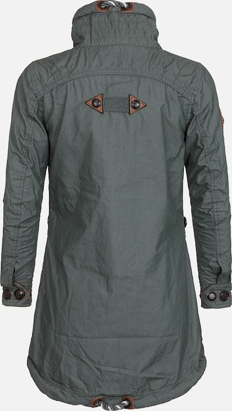 naketano Female Jacket Zebratwist