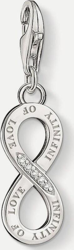 Thomas Sabo Charm-Einhänger 'INFINITY OF LOVE, DC0027-725-14'