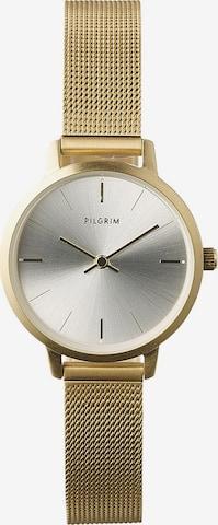 Montre à affichage analogique 'Rosemary' Pilgrim en or