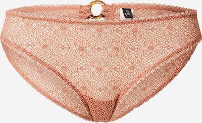 Icone Lingerie Panty in rosé / altrosa, Produktansicht
