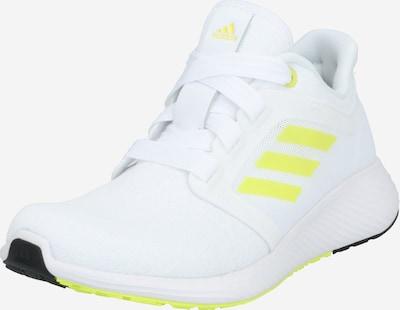 ADIDAS PERFORMANCE Chaussure de course 'Edge Lux 3' en jaune / blanc, Vue avec produit