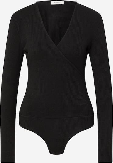 modström Bodyshirt  'Amalie' in schwarz, Produktansicht
