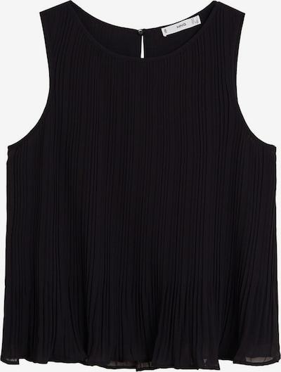 MANGO Bluse in schwarz, Produktansicht