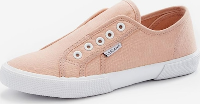 LASCANA Sneaker in rosa, Produktansicht