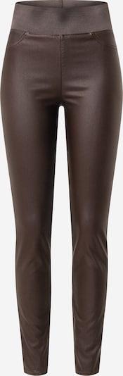 Leggings 'HANTAL' Freequent pe maro castaniu, Vizualizare produs
