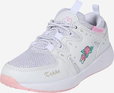 KAPPA Sneaker in pink / weiß, Produktansicht