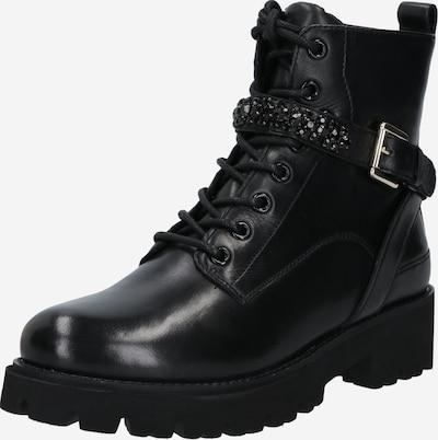 Steven New York Boots 'Xiamara' in de kleur Zwart, Productweergave