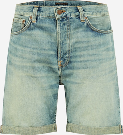 Nudie Jeans Co Shorts 'Josh ' in blue denim, Produktansicht