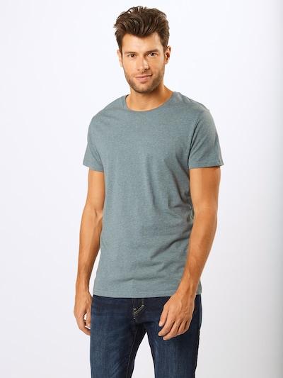 Revolution T-Krekls 'Arne' pieejami zils: Priekšējais skats