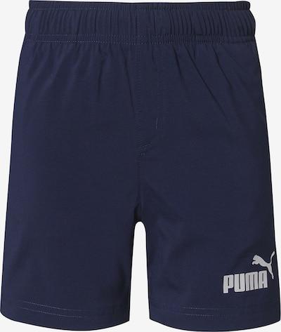 PUMA Shorts in navy / weiß, Produktansicht