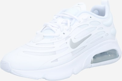 Nike Sportswear Baskets basses 'Air Max Exosense' en argent / blanc, Vue avec produit