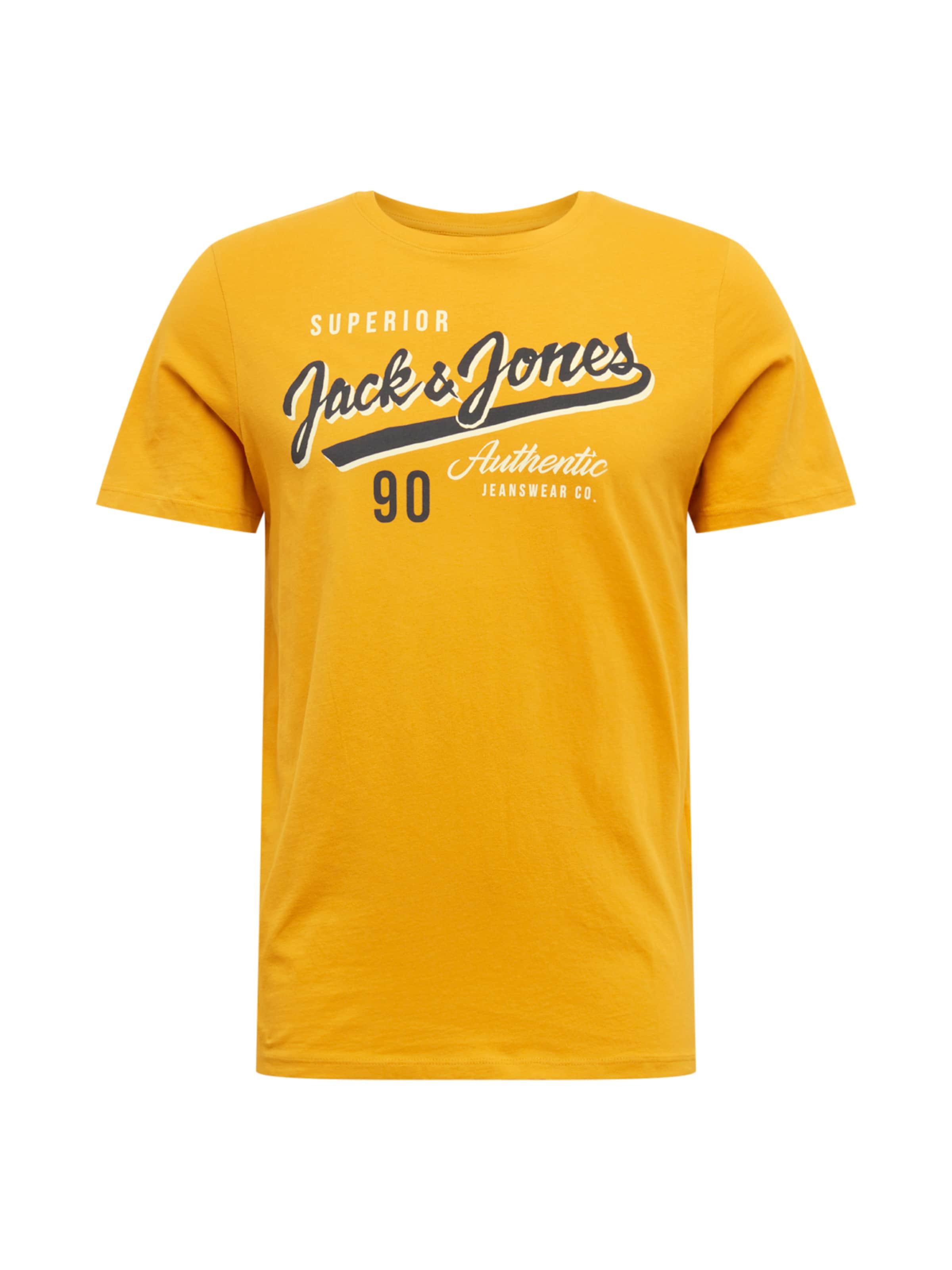 BlauGelb Weiß Shirt Jackamp; In Jones 0PwknO