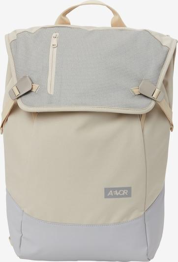AEVOR Tagesrucksack 'Daypack' in beige, Produktansicht