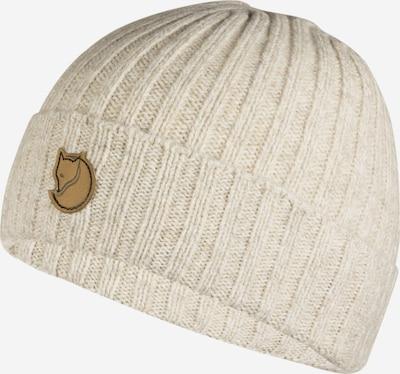 Fjällräven Mütze 'Re-Wool' in wollweiß, Produktansicht