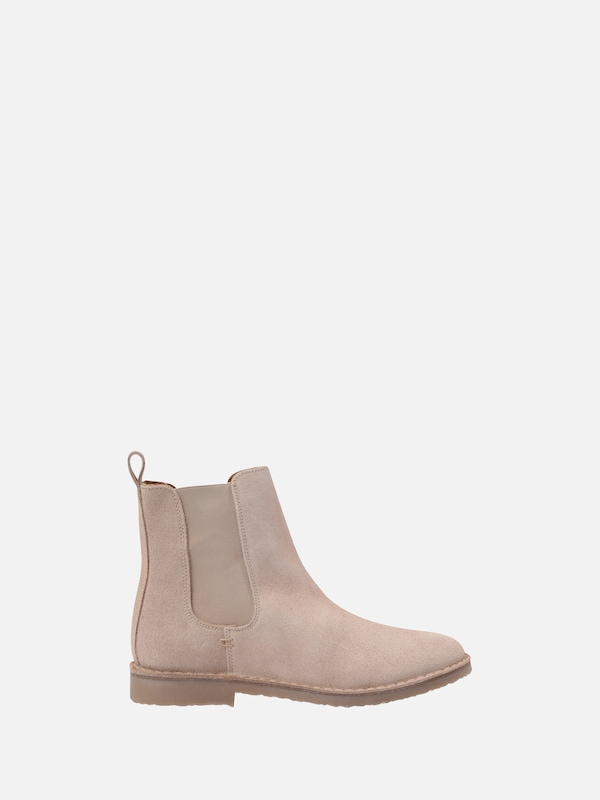ABOUT YOU Chelsea Boots 'BETTE' in nude | ABOUT YOU
