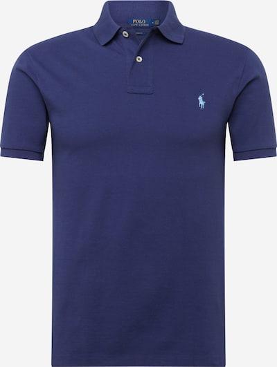 POLO RALPH LAUREN T-Shirt 'SSKCSLM1-SHORT SLEEVE-KNIT' en bleu marine, Vue avec produit