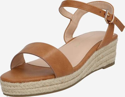 Dorothy Perkins Strap sandal 'Rhianna' in cognac, Item view