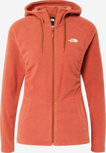 THE NORTH FACE Bluza polarowa 'Mezzaluna' w kolorze pomarańczowo-czerwonym, Podgląd produktu