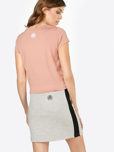 MICHALSKY FOR ABOUT YOU T-Shirt 'Ilkay' in rosa: Rückansicht