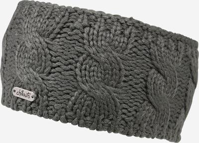 chillouts Stirnband 'Hermine' in grau, Produktansicht