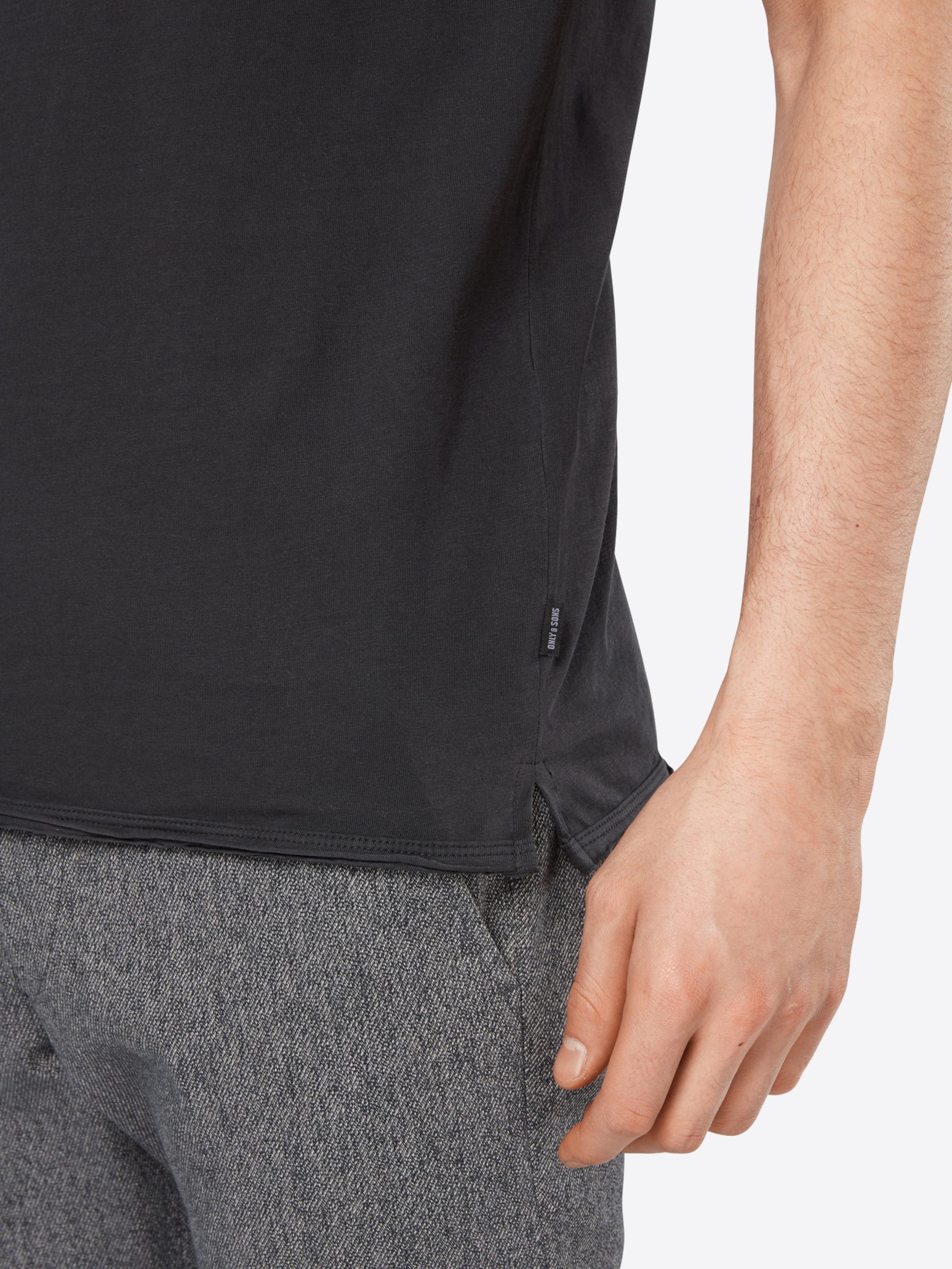 Only & Sons T-Shirt 'onsALBERT' Günstig Kaufen Shop 5mG7dWxF