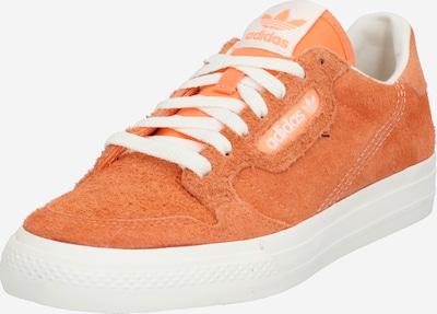 ADIDAS ORIGINALS Sneaker 'Continental' in dunkelorange, Produktansicht
