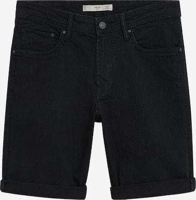 MANGO MAN Bermudas rock6 in schwarz, Produktansicht