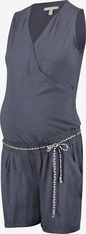 Esprit Maternity Jumpsuit in Blauw