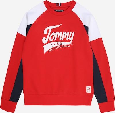 TOMMY HILFIGER Sweatshirt 'TOMMY 1985' in rot, Produktansicht