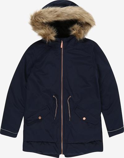 s.Oliver Junior Winterjas in de kleur Donkerblauw, Productweergave