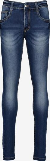 BLUE SEVEN Jeans aus Sweatdenim in blau, Produktansicht