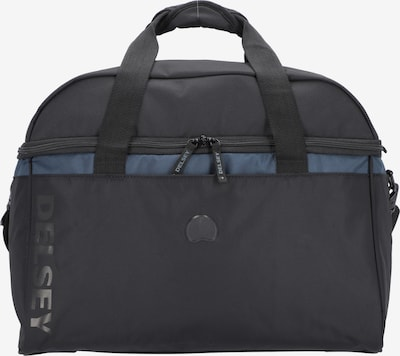 DELSEY Sac week-end en bleu pastel / noir, Vue avec produit