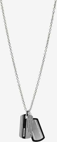 FOSSIL Necklace 'JF00493' in Silver
