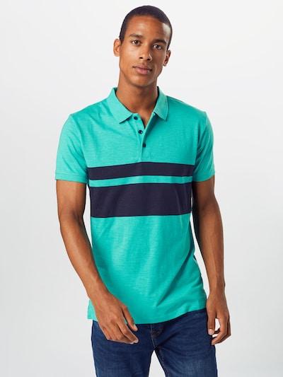 ESPRIT T-Shirt en turquoise / bleu foncé: Vue de face