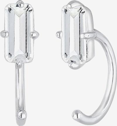 ELLI PREMIUM Ohrringe in silber, Produktansicht