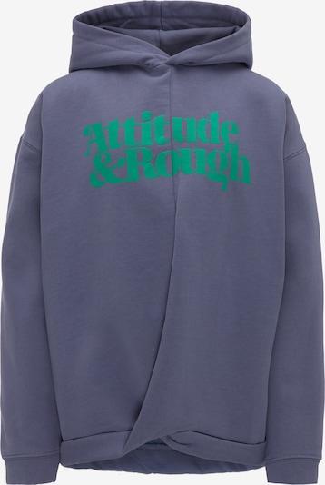 Petrol Industries Sweatshirt in de kleur Donkerlila, Productweergave