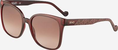 Liu Jo Sonnenbrille 'LJ730S' in bordeaux, Produktansicht