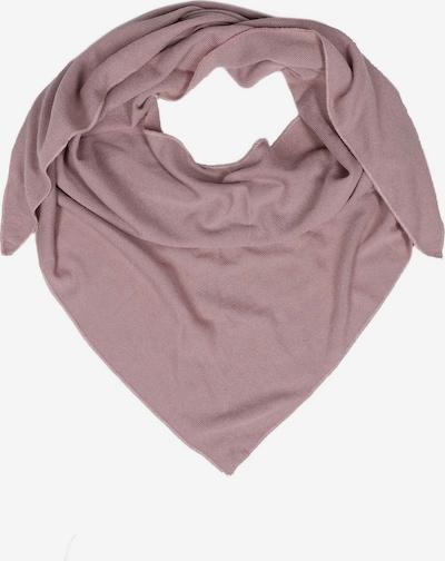 Zwillingsherz Masque en tissu en rose, Vue avec produit